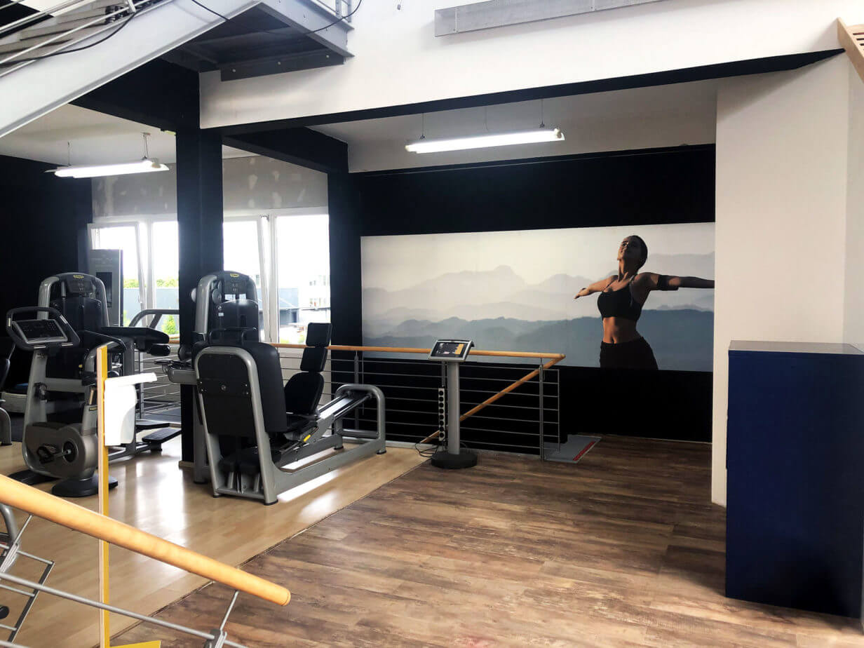 Gerätebereich - K22 Fitnessstudio Sindelfingen